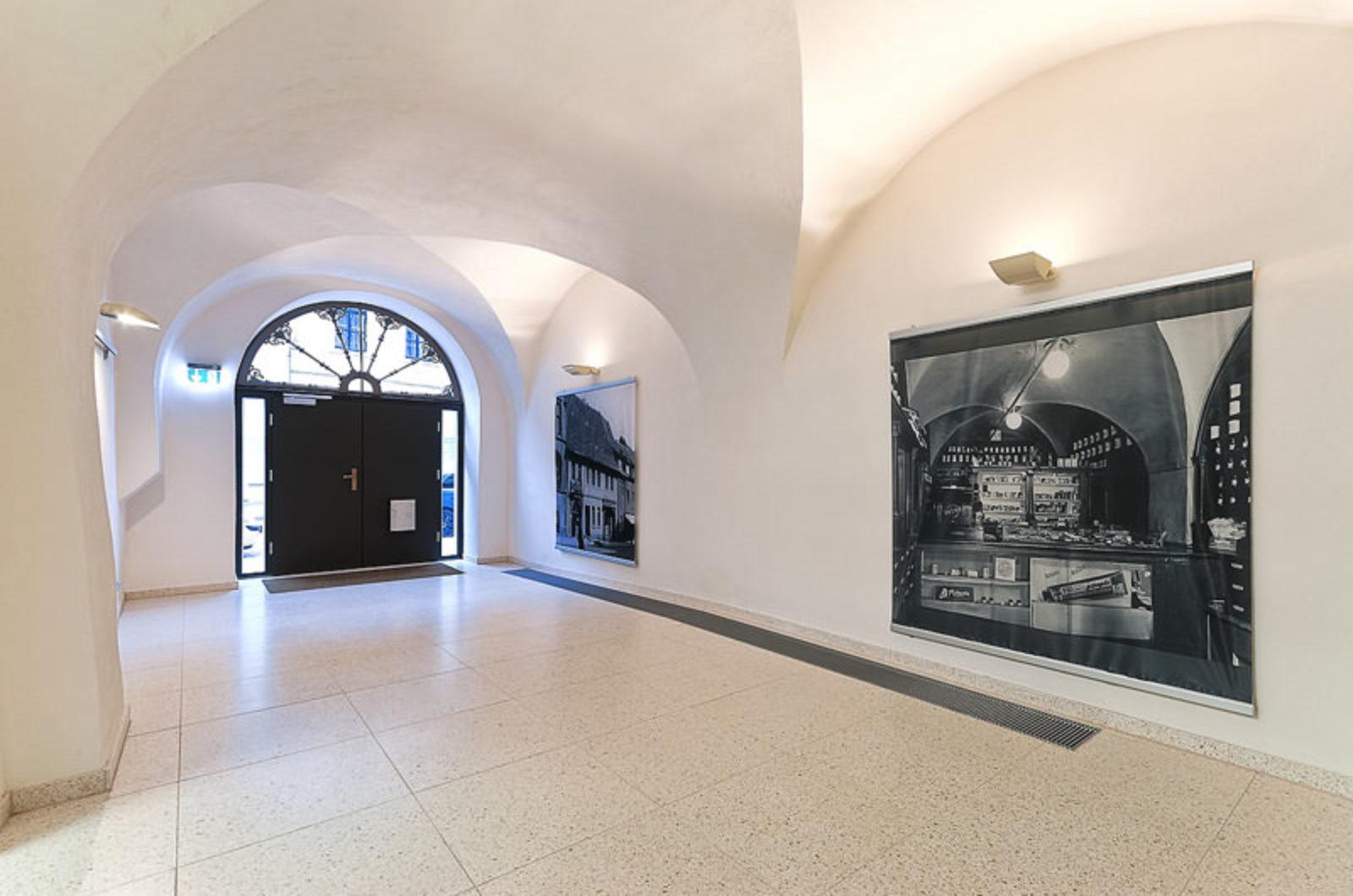 Alte Apotheke Eingangshalle