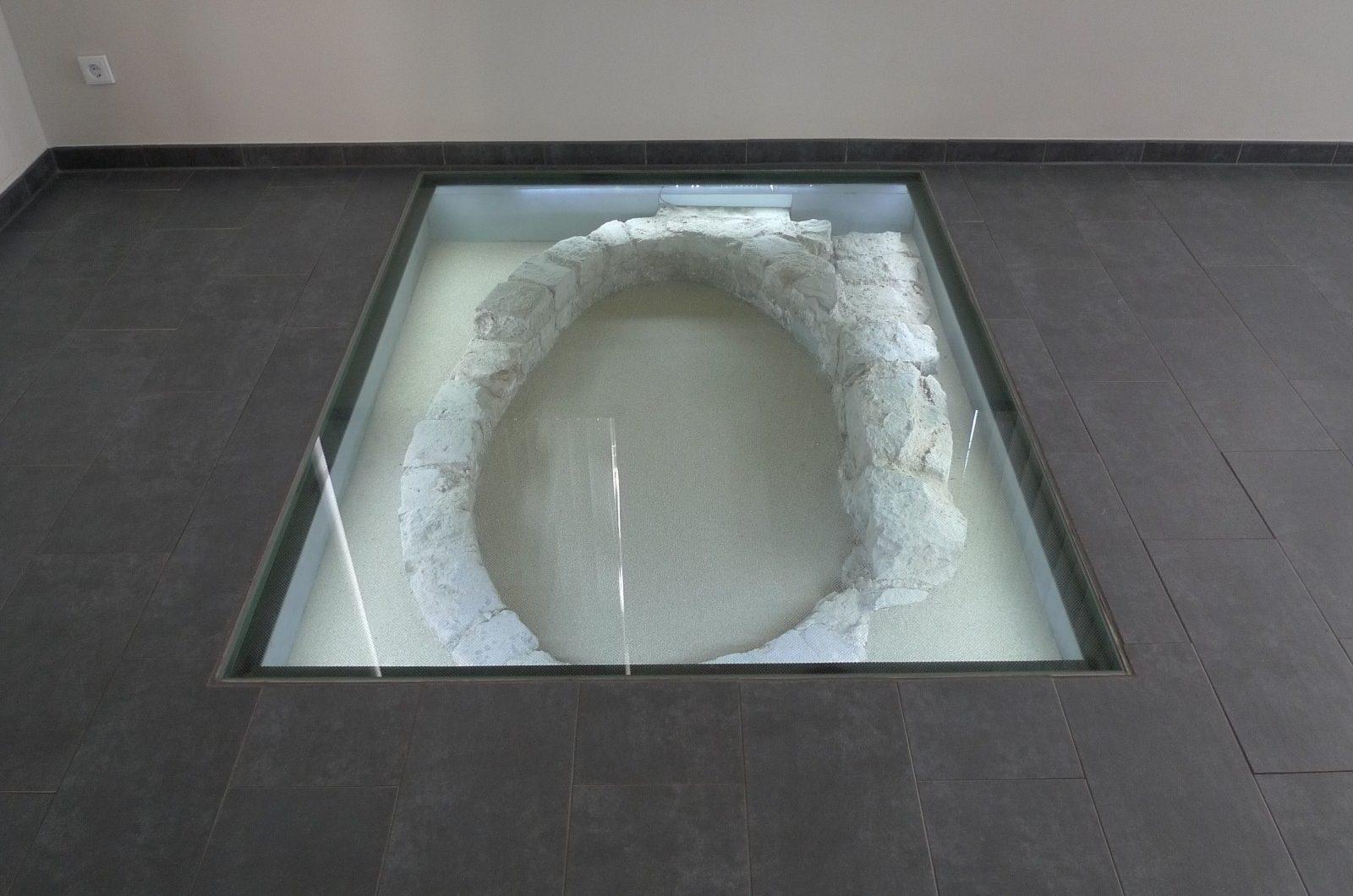 Europäische Bibliothek für Homöopathie Glasboden