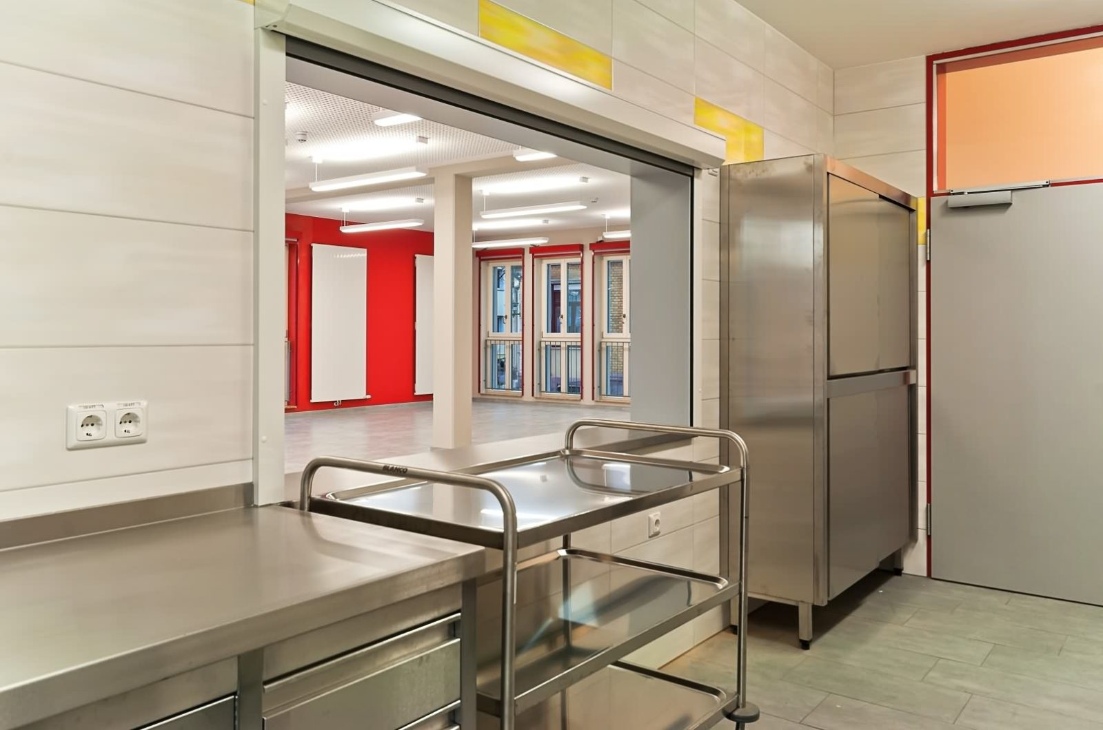 Nolopp Schule Küche