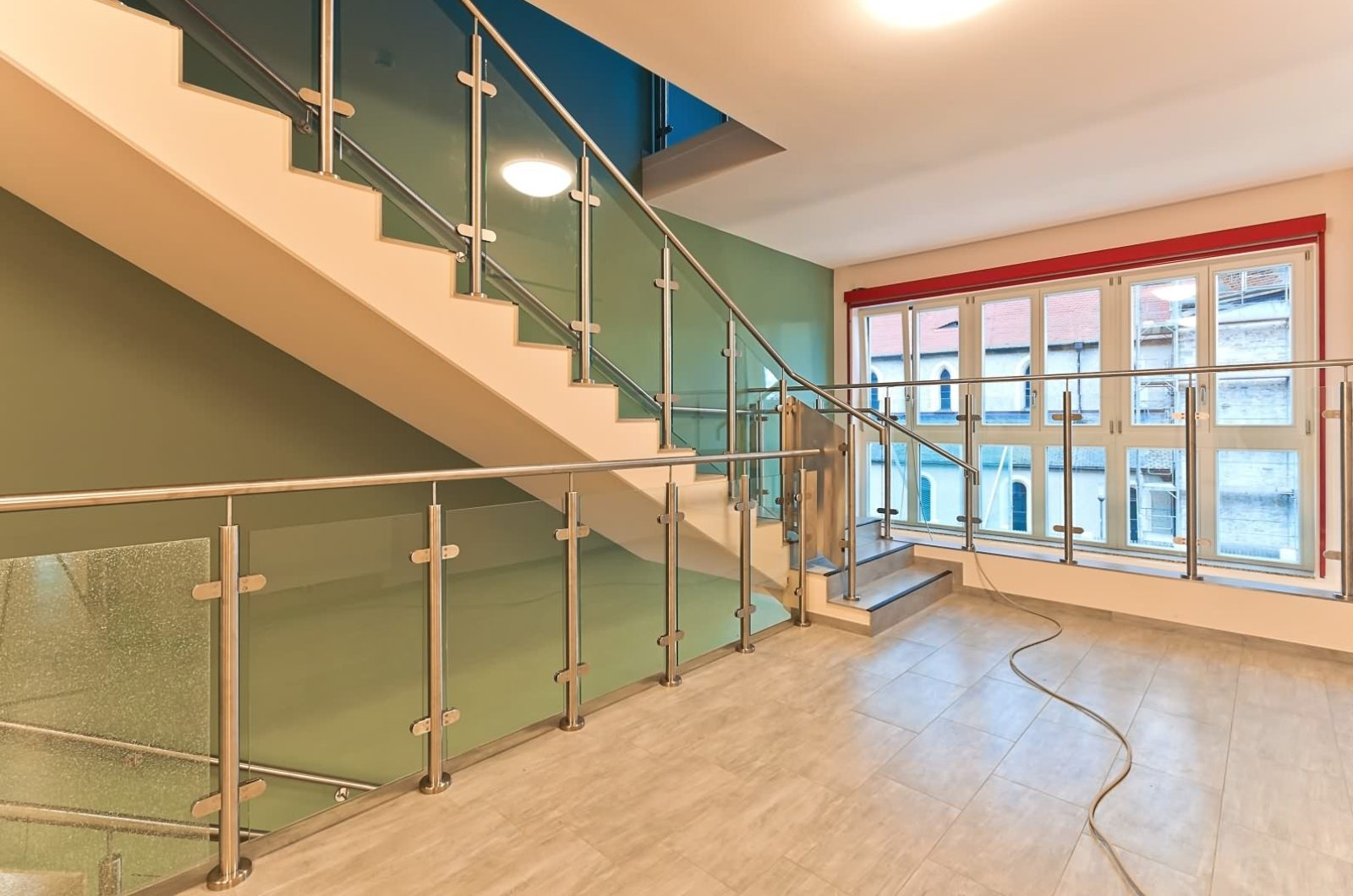 Nolopp Schule Treppe